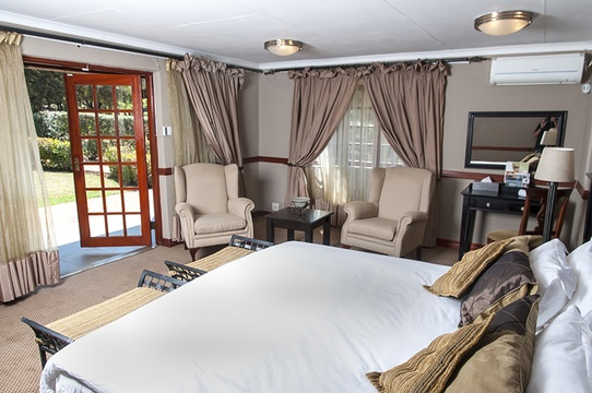 Deluxe Double Room, Magalies Manor Hotel