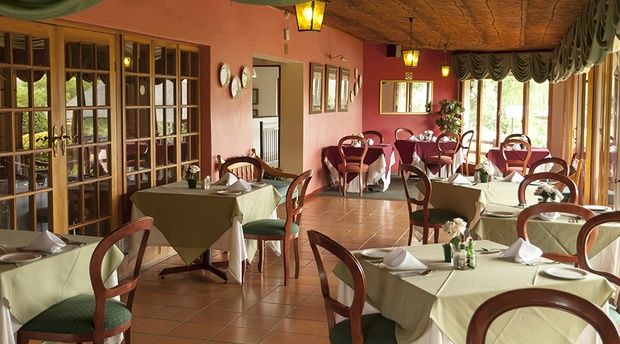 Restaurant, Magalies Manor Hotel
